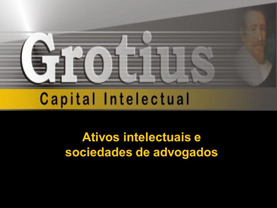 Ativos intelectuais e sociedades de advogados