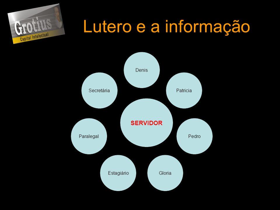 Lutero e a informação