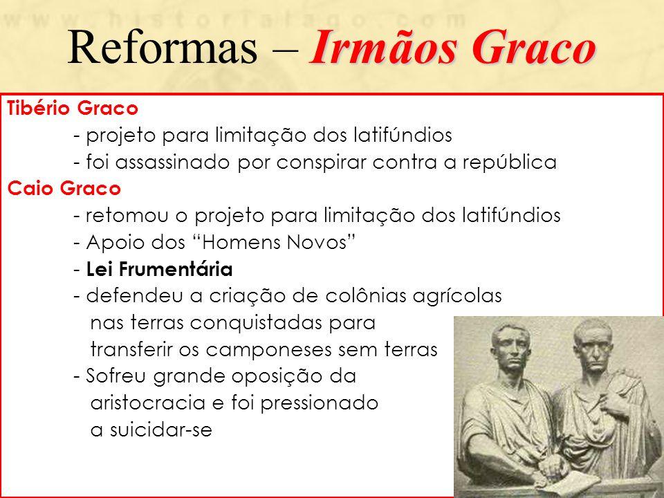Reformas – Irmãos Graco