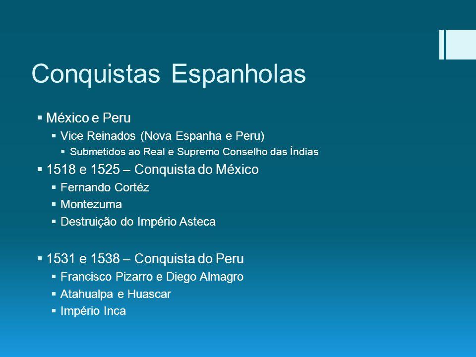 Conquistas Espanholas