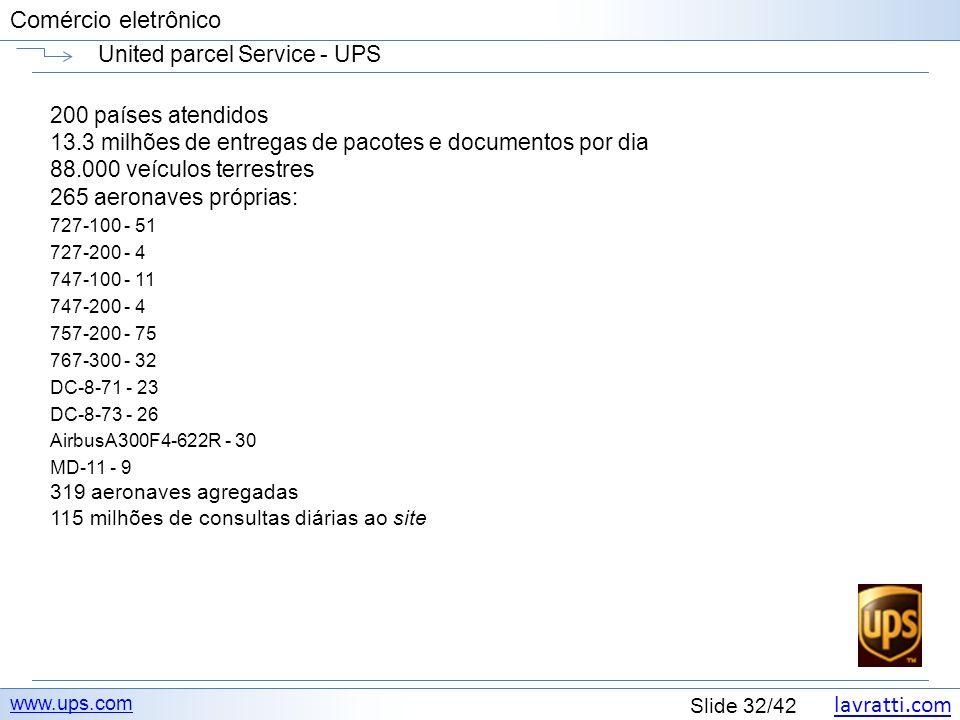 United parcel Service - UPS