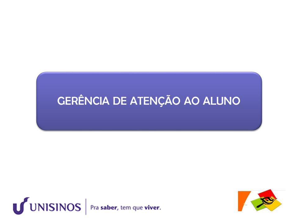 GERÊNCIA DE ATENÇÃO AO ALUNO