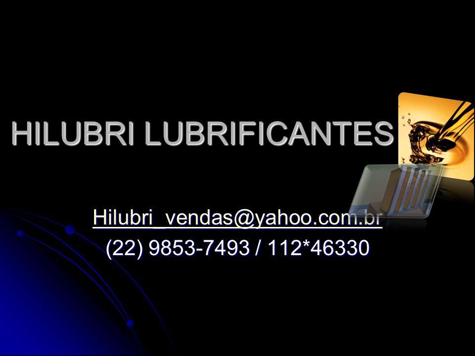 HILUBRI LUBRIFICANTES