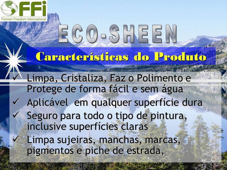 Características do Produto
