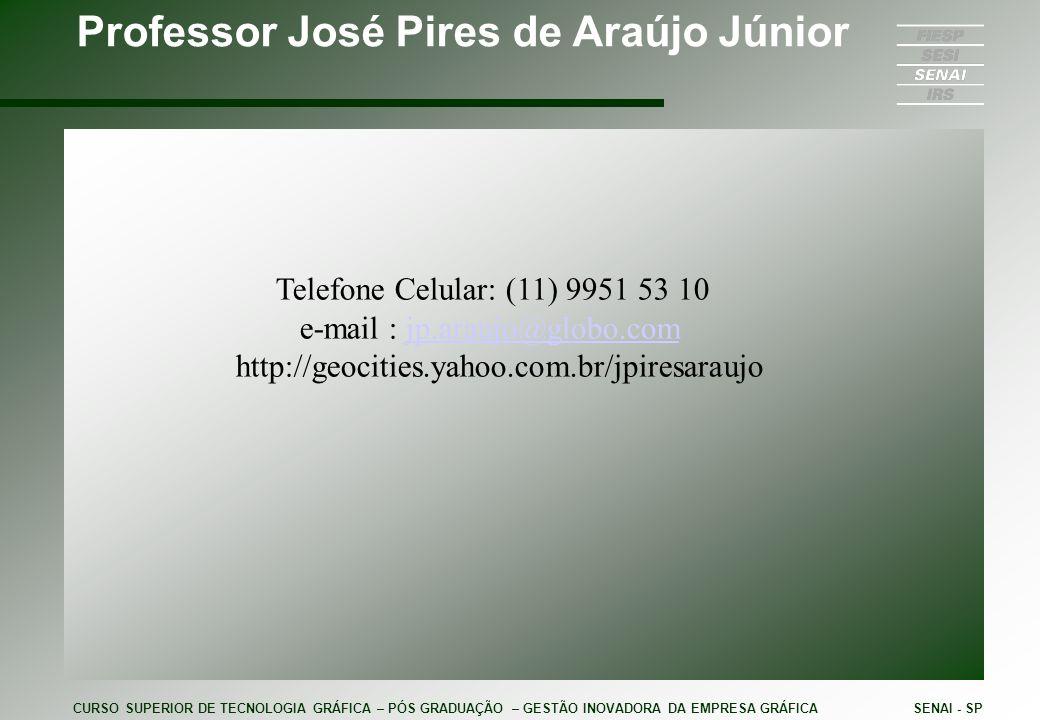Professor José Pires de Araújo Júnior