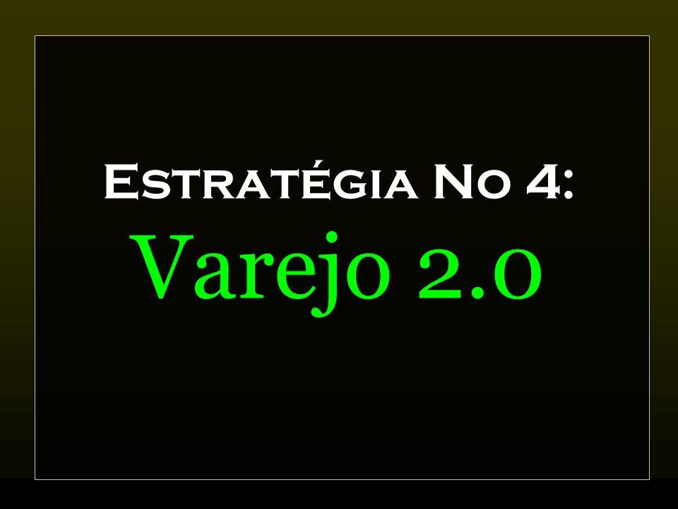 Estratégia No 4: Varejo 2.0