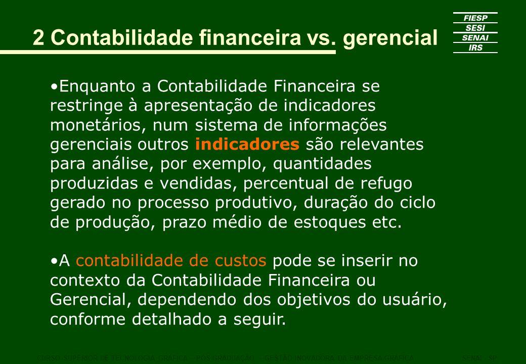 2 Contabilidade financeira vs. gerencial