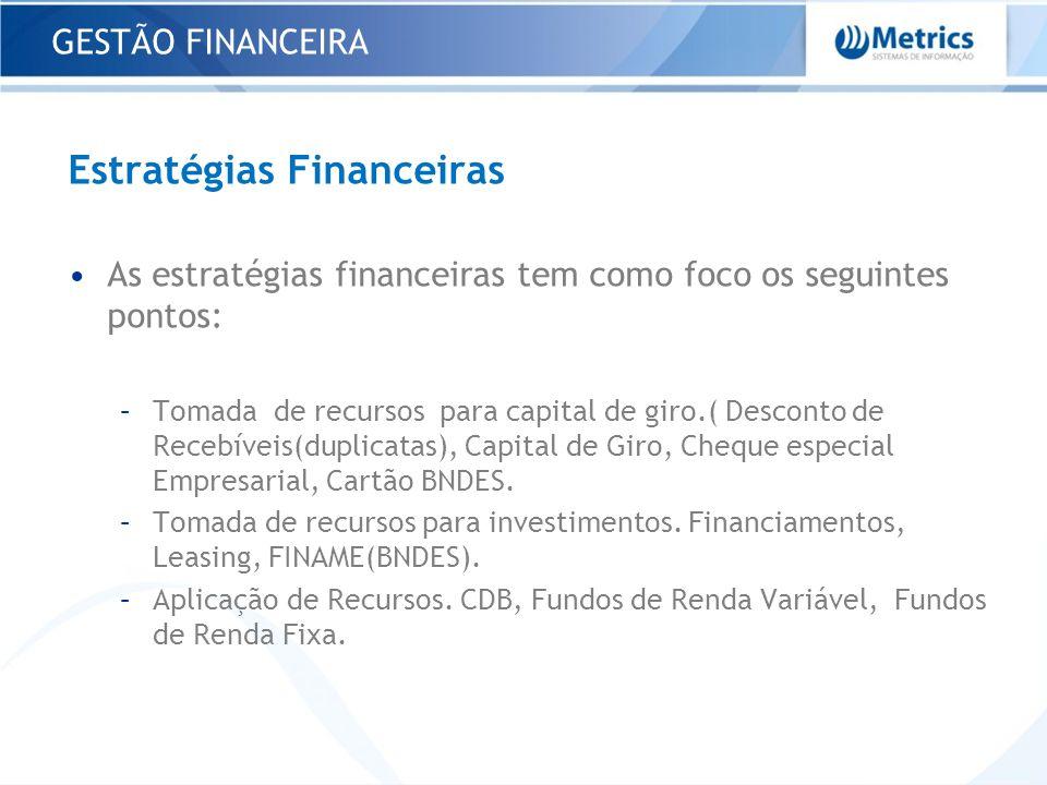 Estratégias Financeiras