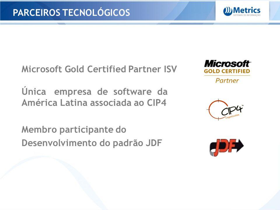 PARCEIROS TECNOLÓGICOS