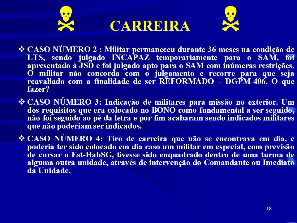 N CARREIRA N
