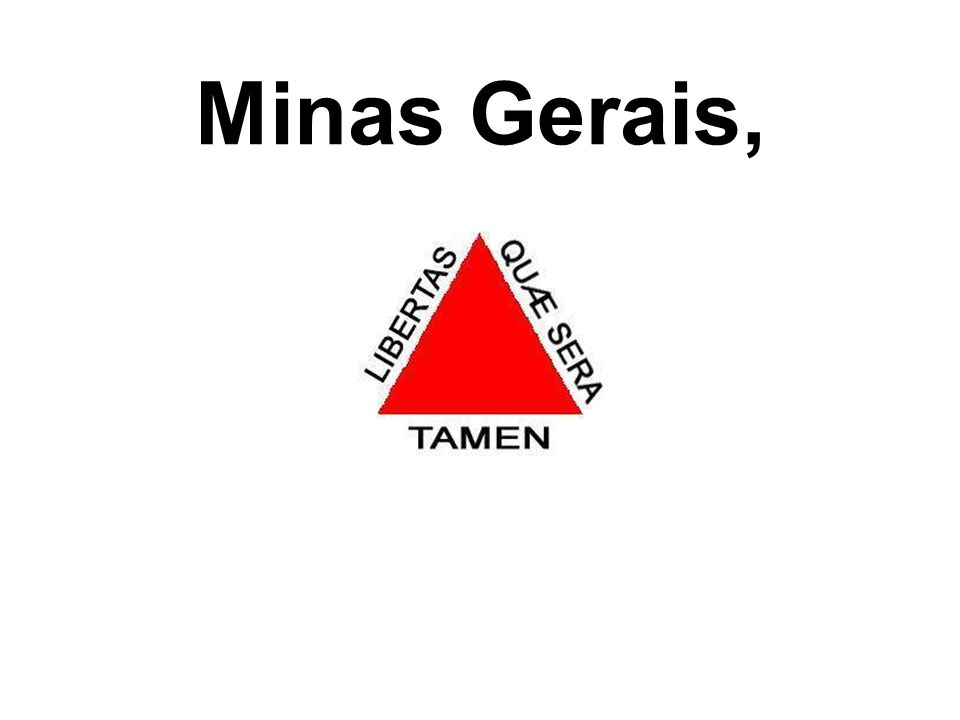 Minas Gerais,