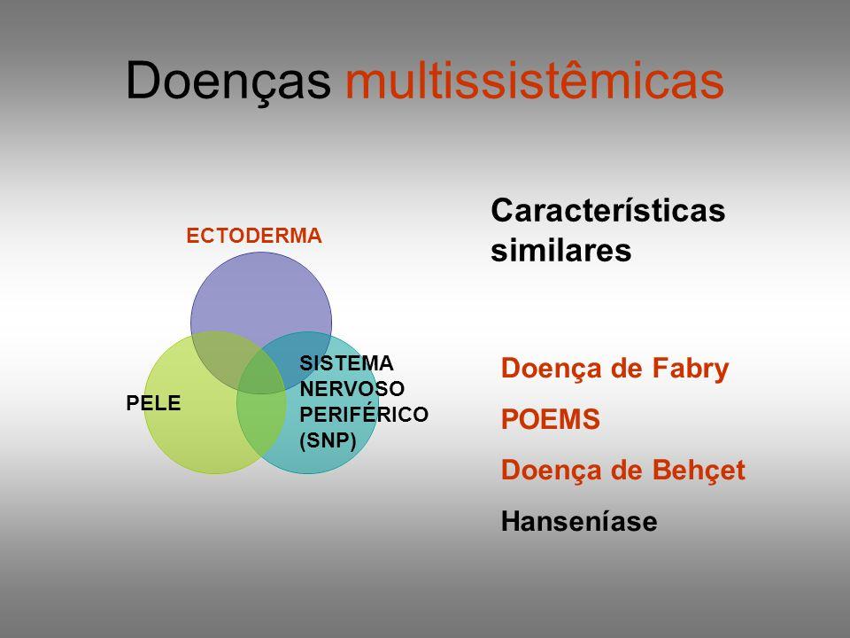 Doenças multissistêmicas