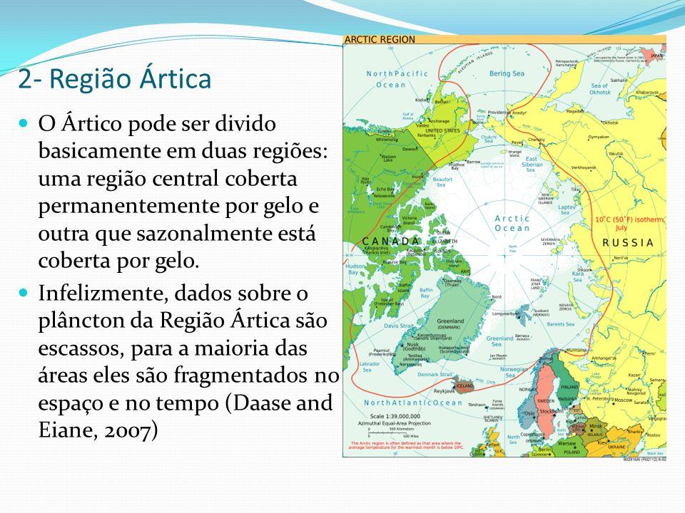 2- Região Ártica