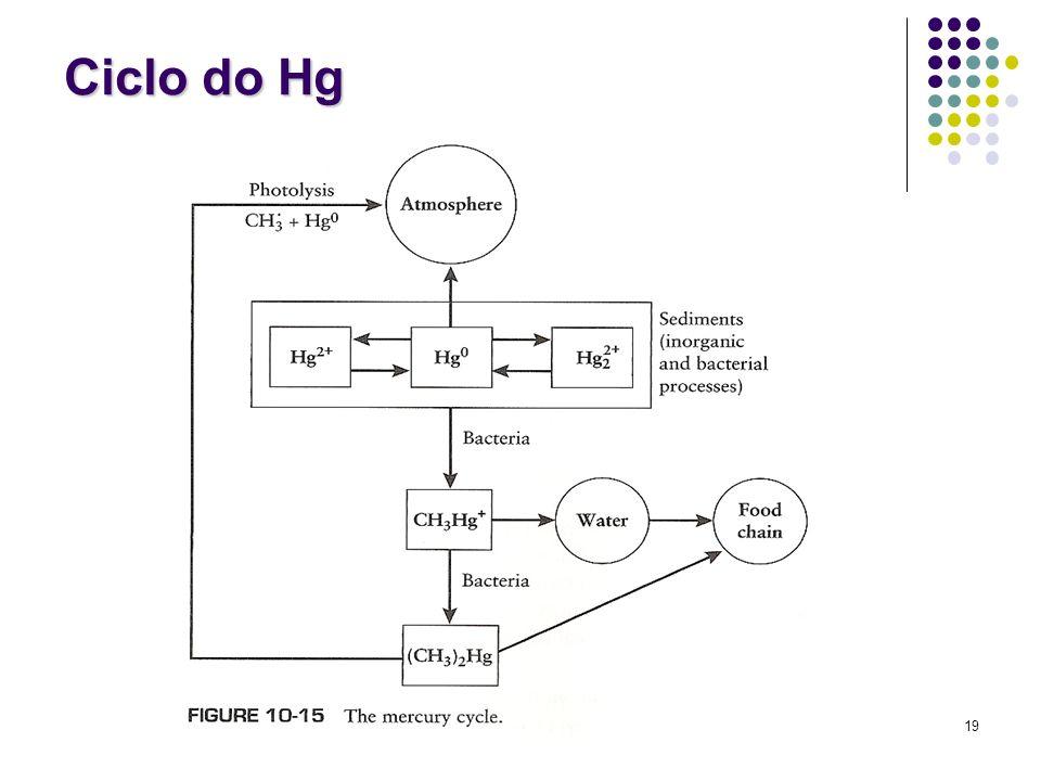 Ciclo do Hg