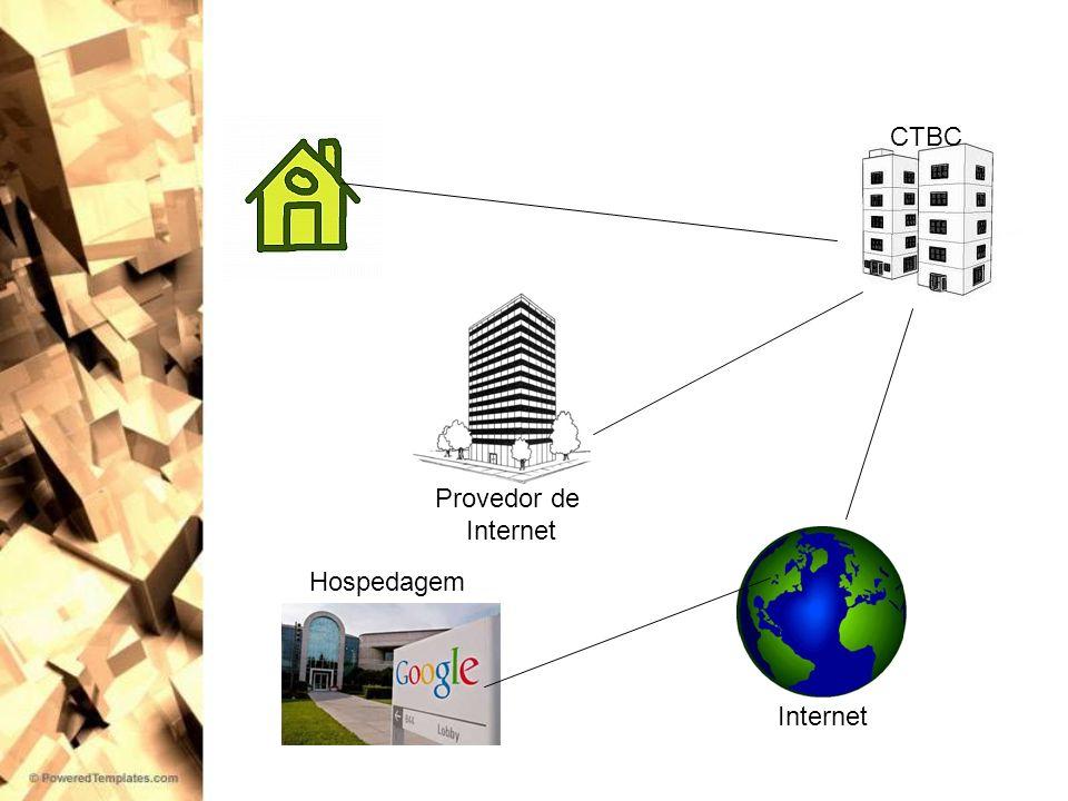 CTBC Provedor de Internet Hospedagem Internet