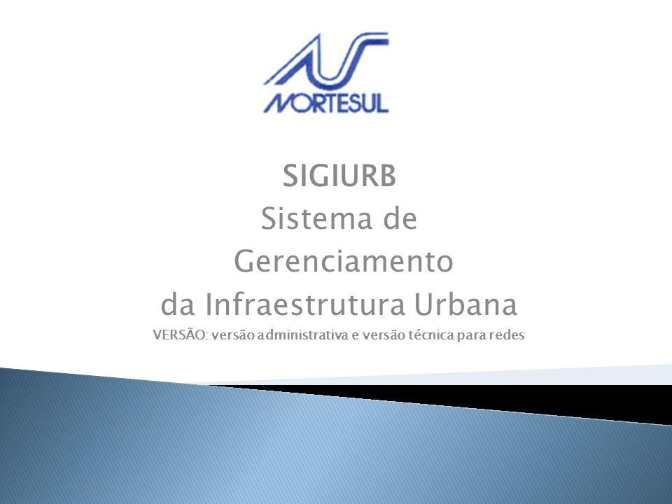 VERSÃO: versão administrativa e versão técnica para redes