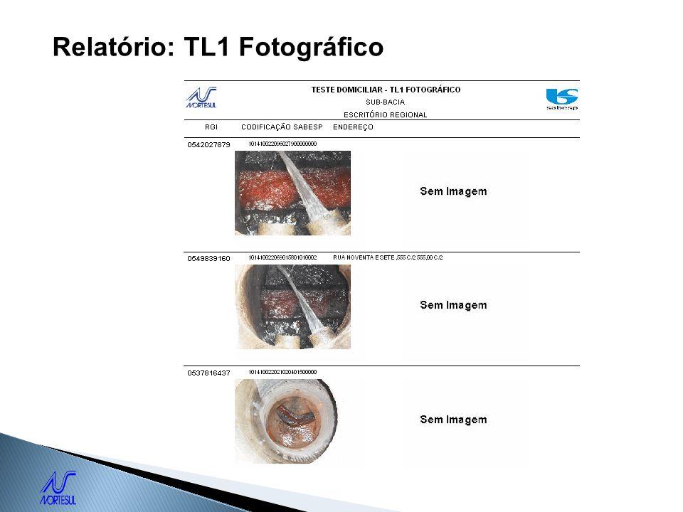 Relatório: TL1 Fotográfico