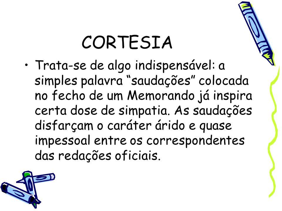 CORTESIA
