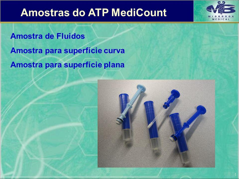 Amostras do ATP MediCount