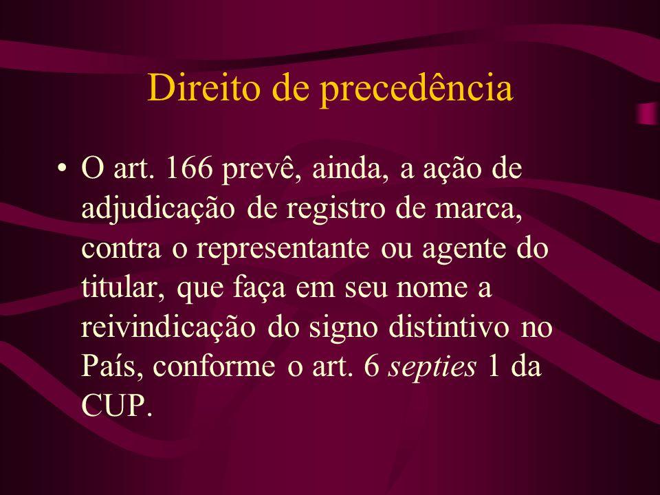 Direito de precedência