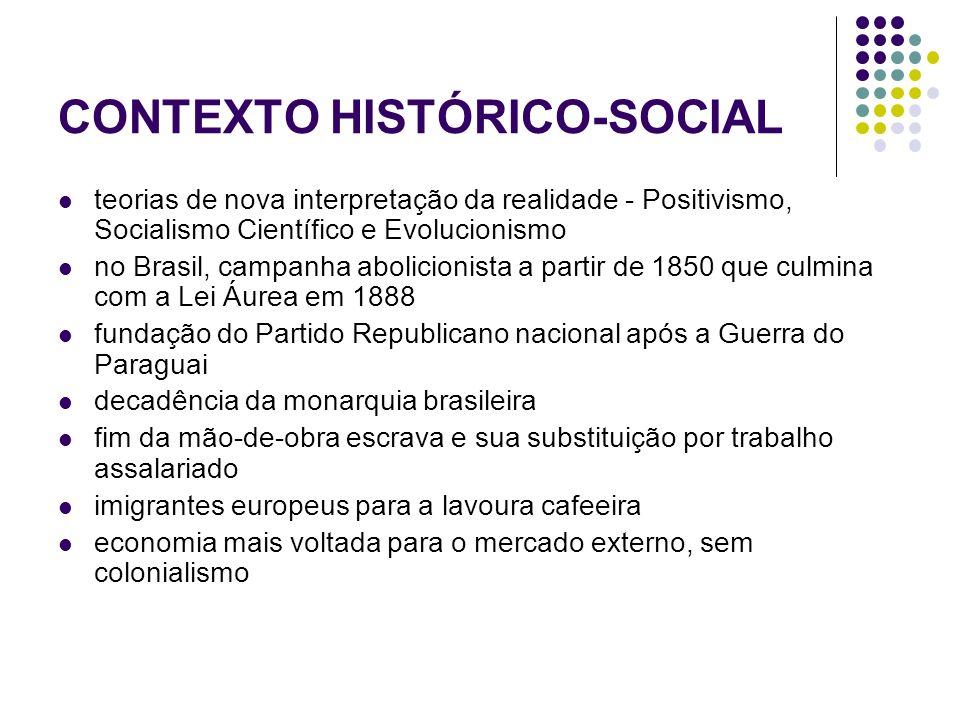 CONTEXTO HISTÓRICO-SOCIAL