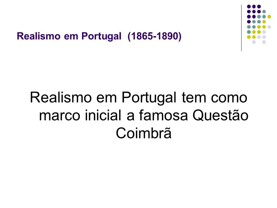 Realismo em Portugal (1865-1890)