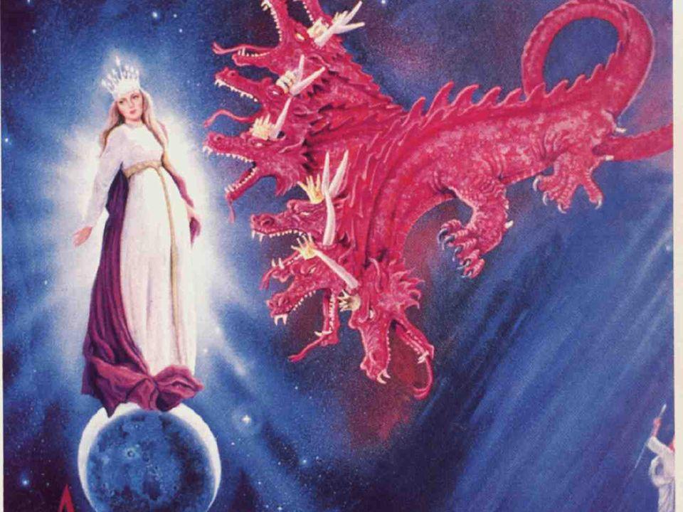 Resumo: Temos aqui um dragão, uma mulher e uma criança.