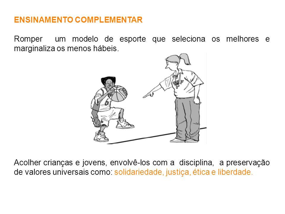 ENSINAMENTO COMPLEMENTAR