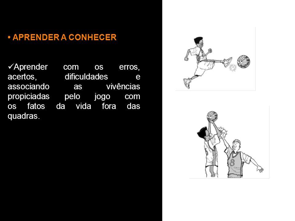 • APRENDER A CONHECER