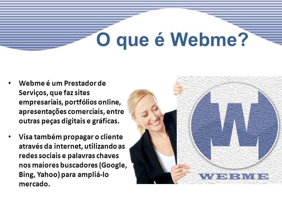 O que é Webme