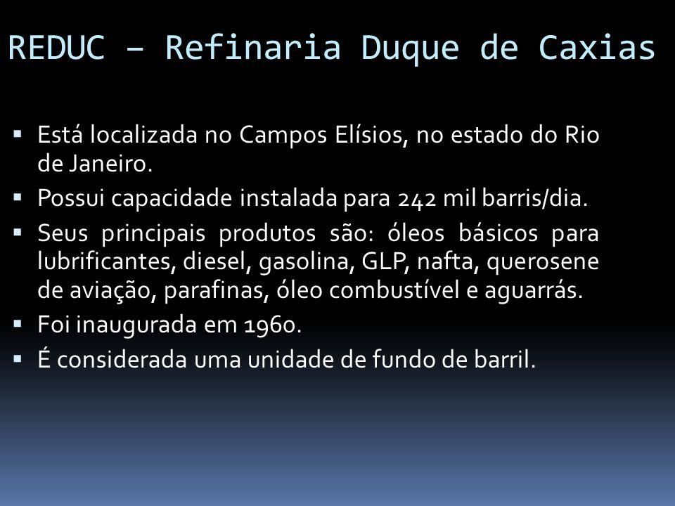 REDUC – Refinaria Duque de Caxias