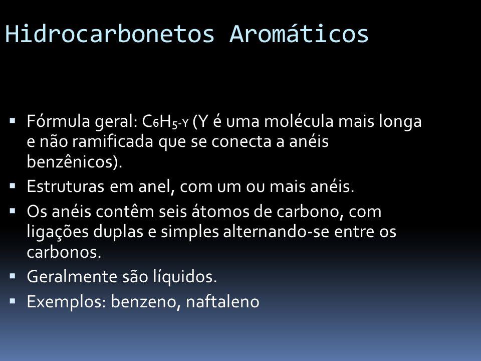 Hidrocarbonetos Aromáticos
