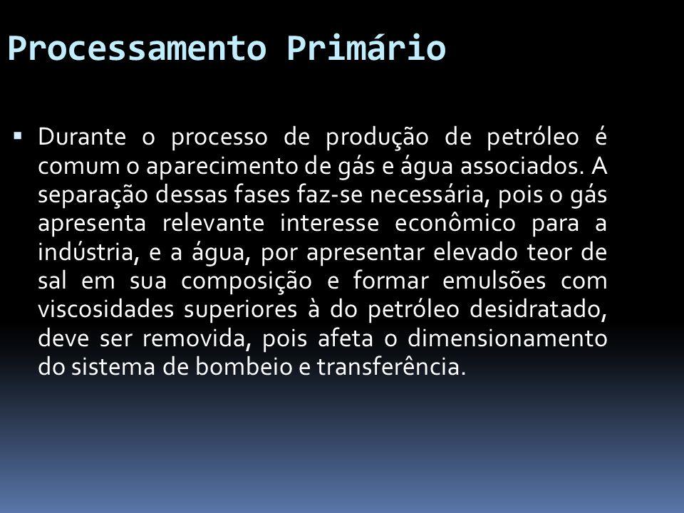 Processamento Primário
