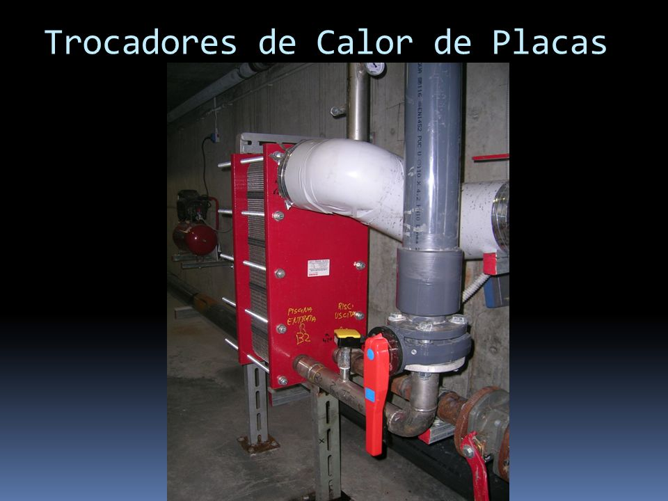 Trocadores de Calor de Placas