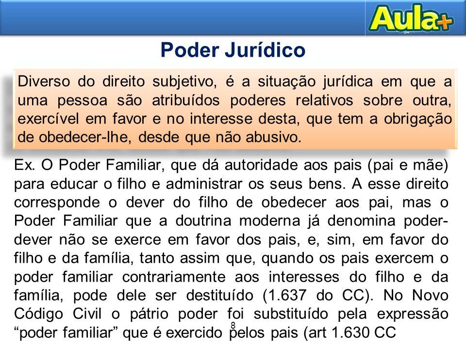 Poder Jurídico
