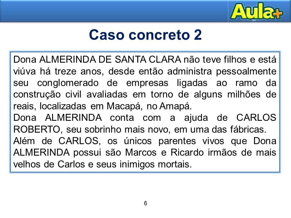Caso concreto 2
