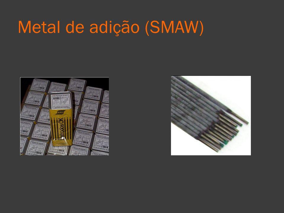 Metal de adição (SMAW)