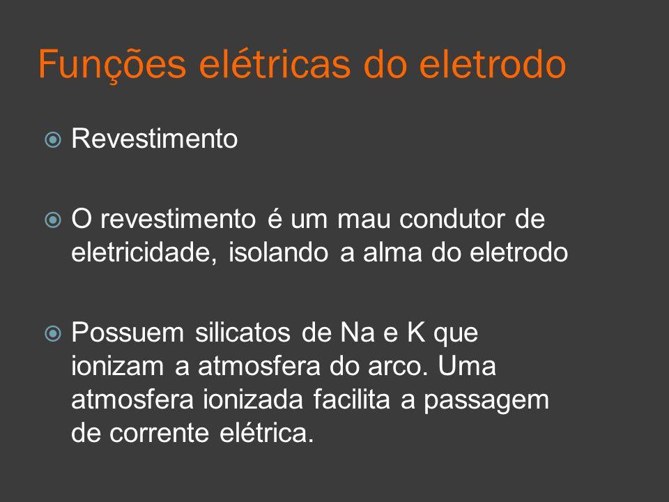 Funções elétricas do eletrodo