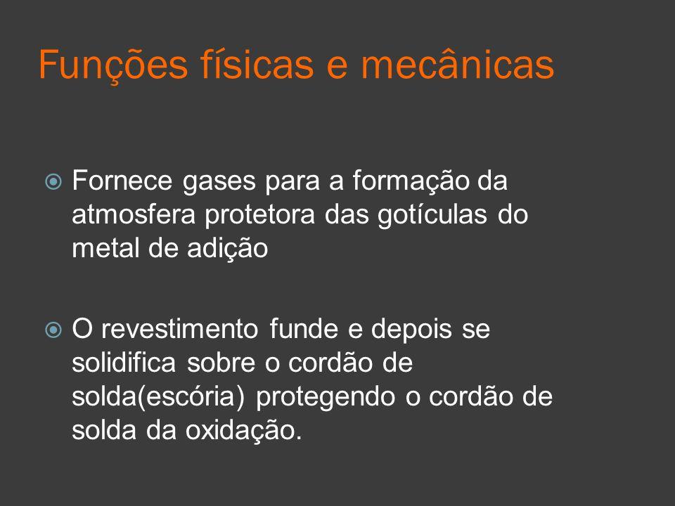 Funções físicas e mecânicas