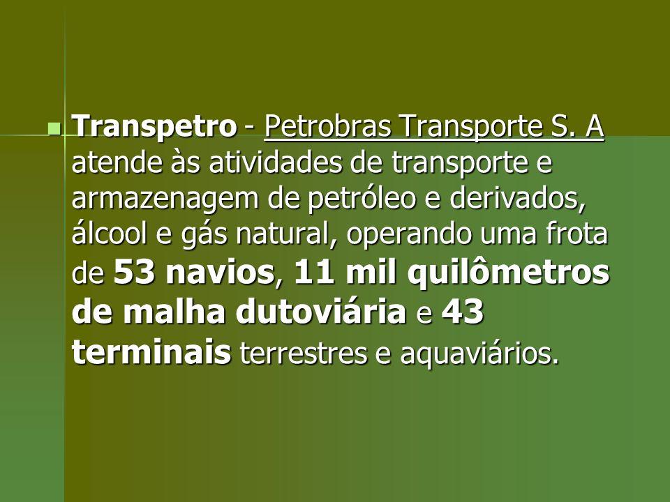 Transpetro - Petrobras Transporte S