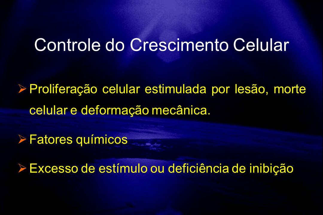 Controle do Crescimento Celular