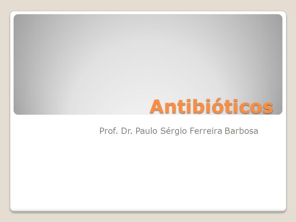 Prof. Dr. Paulo Sérgio Ferreira Barbosa