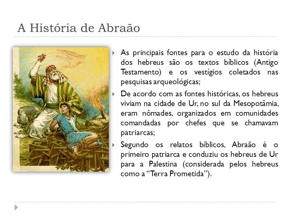 A História de Abraão