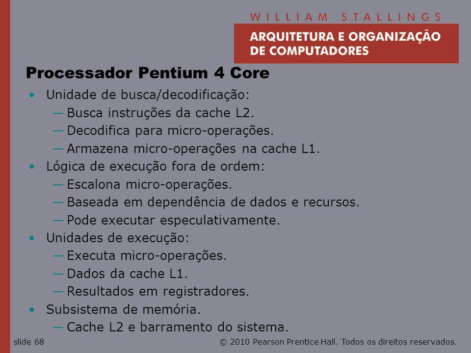 Processador Pentium 4 Core