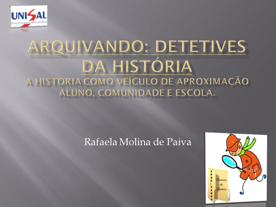 Rafaela Molina de Paiva