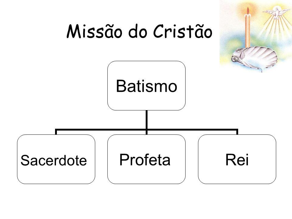 Missão do Cristão