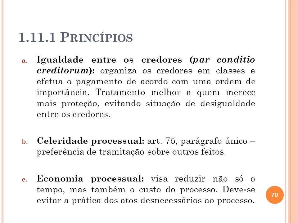 1.11.1 Princípios