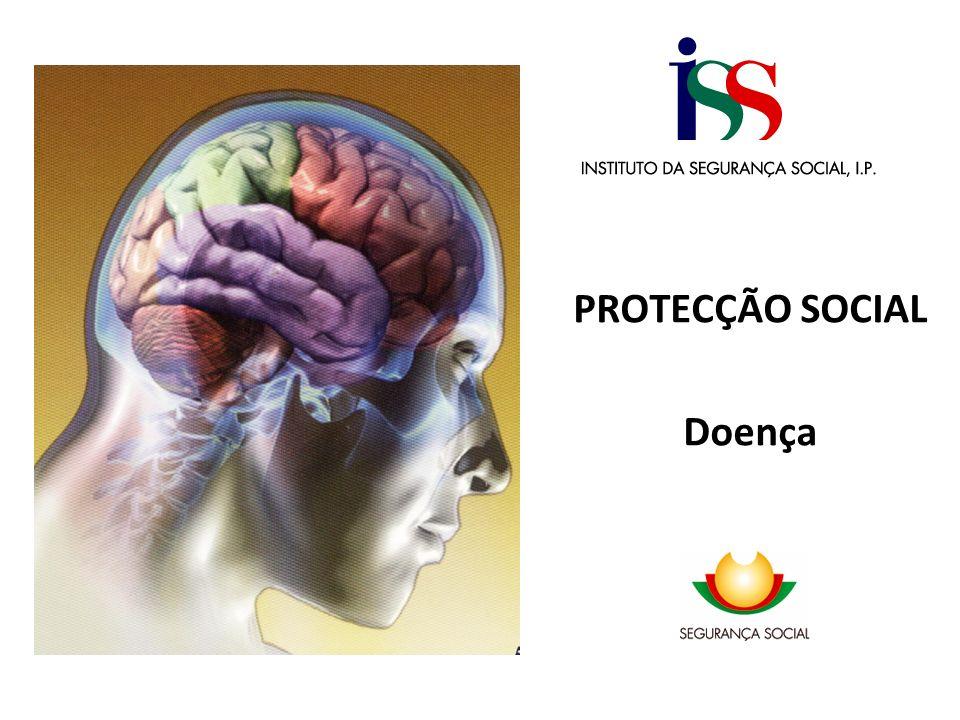 PROTECÇÃO SOCIAL Doença