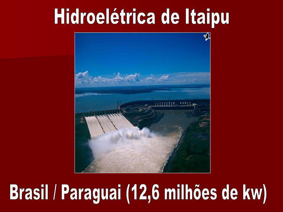 Hidroelétrica de Itaipu