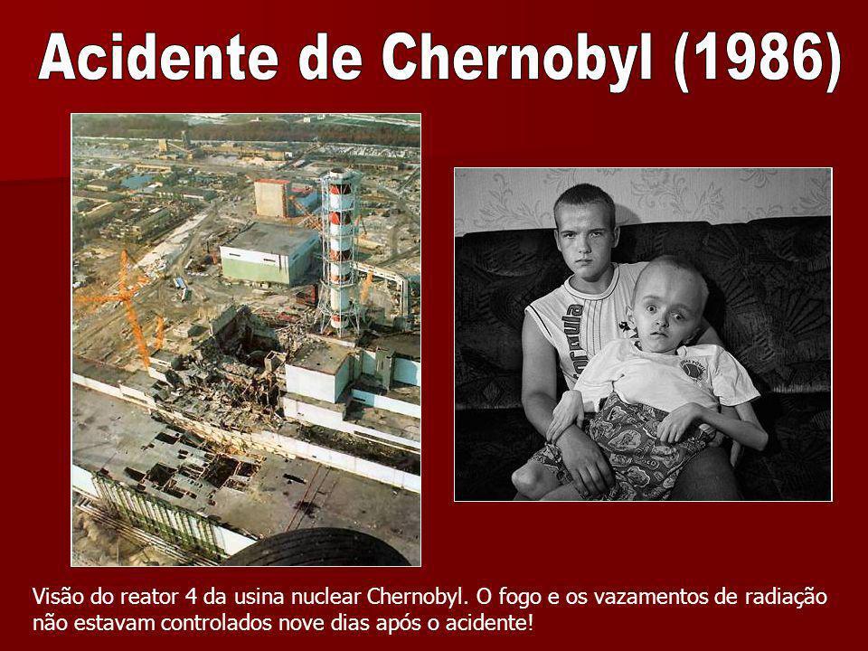 Acidente de Chernobyl (1986)